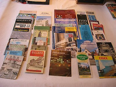 Large lot of Vintage Souvenir Books of England Great Pictures!!