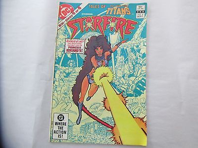 Tales Of The New Teen Titans #4 Comic Book