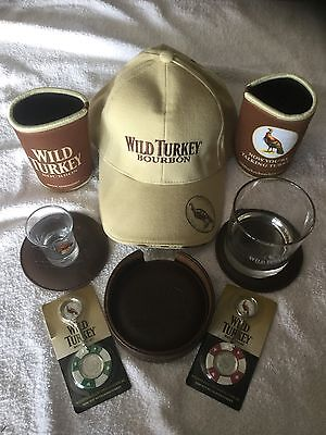 Wild Turkey Value Gift Pack 10 Items