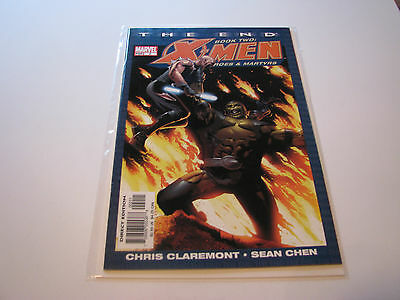 X-Men: The End - Heroes and Martyrs #2 (Jun 2005, Marvel)