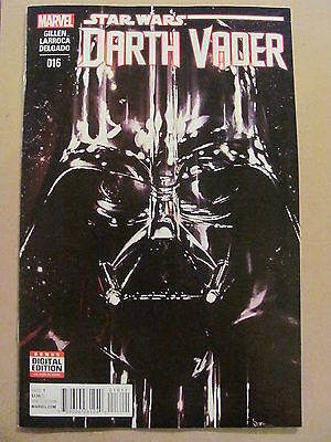 Star Wars Darth Vader #16 Marvel Comics 2015 Series 9.6 Near Mint+
