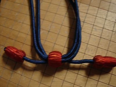 ORIGINAL 1921-1941 US Army AIR CORPS Campaign Hat Cord