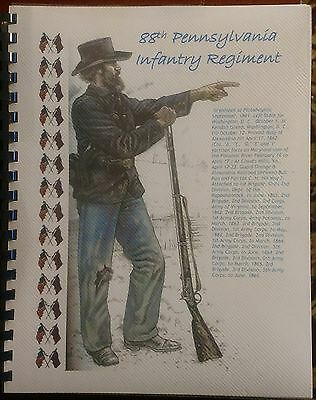 Civil War History of the 88th Pennsylvania Infantry Regiment