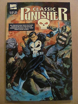 Classic Punisher 1989 reprints Marvel Super Action #1 & Marvel Preview #2 TPB