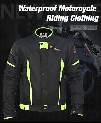Riding Tribe Motorcycle Jacket Motocross Protective Gear Offroad Racing Clothing