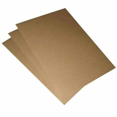 200 Sheets X Greaseproof Paper Silicone Brown Kraft (2 Sizes)
