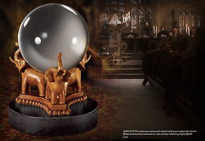 Harry Potter : THE DIVINATION CRYSTAL BALL from The Noble Collection NOB7364