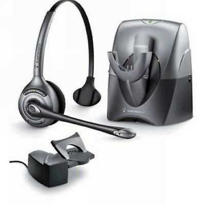 Plantronics SupraPlus CS351N Noise-Canceling Wireless Headset :)