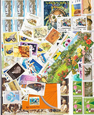 Australia Wholesale Mint Postage Stamps with Full Gum Face Value $1000
