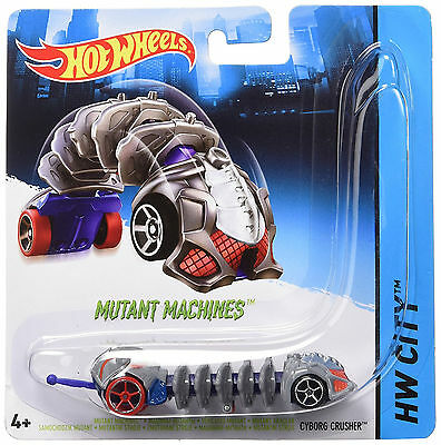 Mattel Hot Wheels City Mutant Machines Fahrzeuge Sortiment