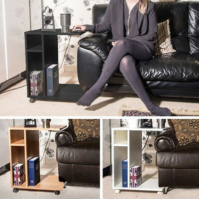 New Modern Design Mobile Trolley Coffee Tea Table Sofa Side End Table Furniture
