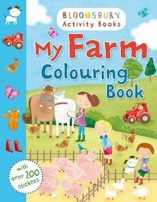 My Farm Colouring Book (Chameleons), -, New Book