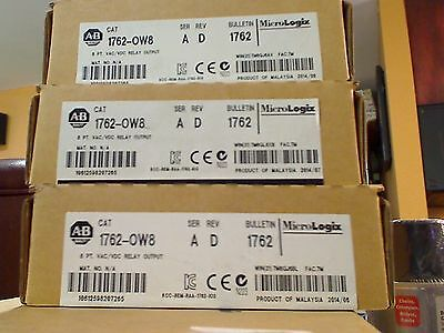 *Ships Today* Allen Bradley 1762-OW8 Relay Output Card  AB 1762-0W8 free shippin