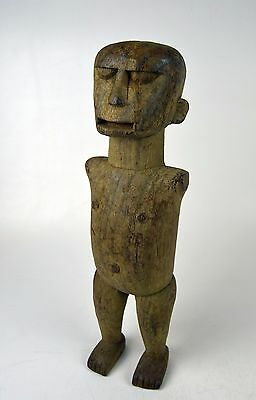 Fascinating Old Makua Ancestor statue with no arms, African Tribal Art