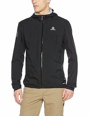 Salomon Bonatti Waterproof Running Jacket - SS17