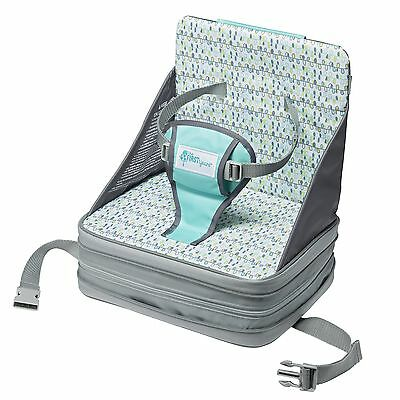 Baby Seat Infant Adjustable Booster On the Go Folding Safe Travel 1 Pcs New