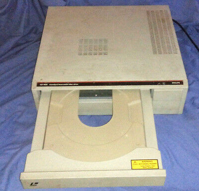 philips vp401 laser disc player