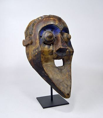 A Very Fine Old Kuba Dance mask, African Tribal Art.