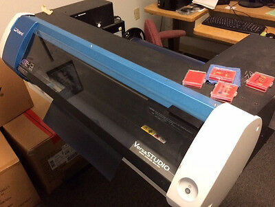 Roland VersaStudio BN-20 Printer/Cutter with stand