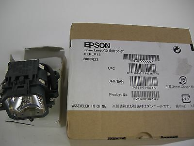 Replacement Projector Lamp Bulb ELPLP18/V13H010L18 for EPSON EMP-530/EMP-720