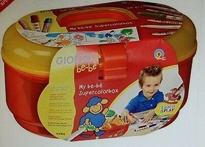 Giotto Be-Be' - Valigetta Supercolor 26 Pz. - Art. 465800