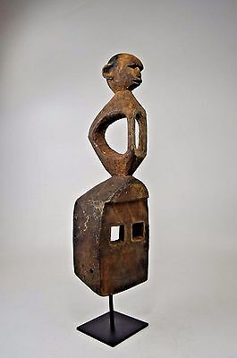 Abstract Dogon Monkey mask. African Art