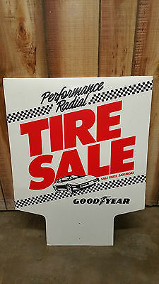 GoodYear Tire Sale Stand