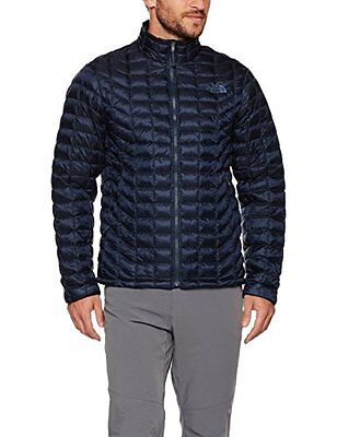 The North Face M Thermoball Full Zip, Giacca Uomo, Blu, S (e1u)