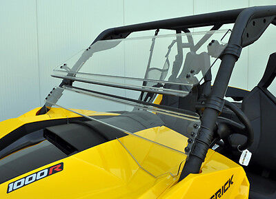 Direction 2 Full Tilt Windshield Lexan Poly Can Am Maverick 2013-17 Canamws2000