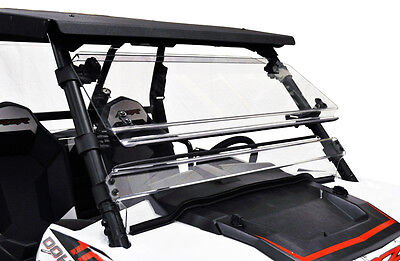 Direction 2 Full Tilt Windshield Lexan Poly Polaris Rzr 900/1000 Rzr10Ws1000