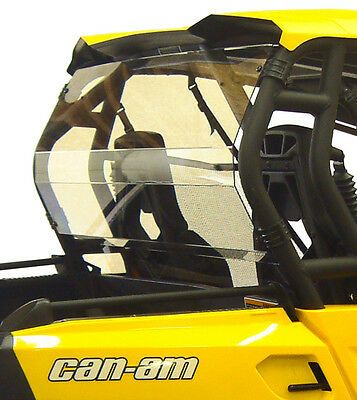 Direction 2 Rear Windshield Lexan Can Am Commander/Maverick 800/1000 CANAMWS2003