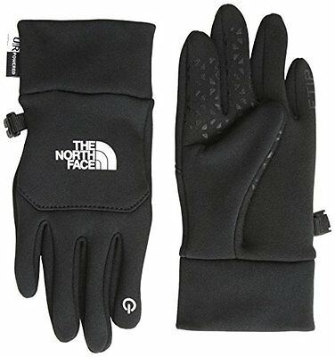 North Face Youth Etip Guanti, Nero/Tnf Black, M (n0V)