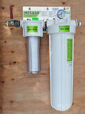 Selecto Scientific Water Filtration System MF5/620 for Commercial Food & Drink