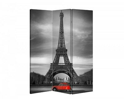Double Sided Canvas Dressing Screen Room Divider 01017 All Sizes