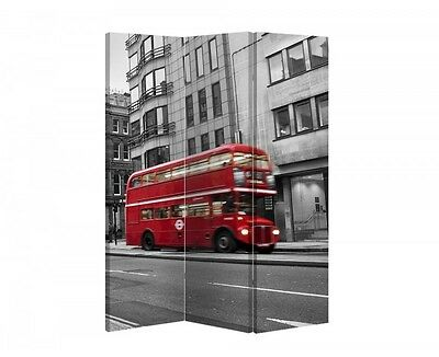 Double Sided Canvas Dressing Screen Room Divider 04093 All Sizes