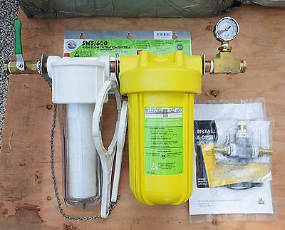 Selecto Scientific Water Filtration System SW5/600 for Commercial Food & Drink
