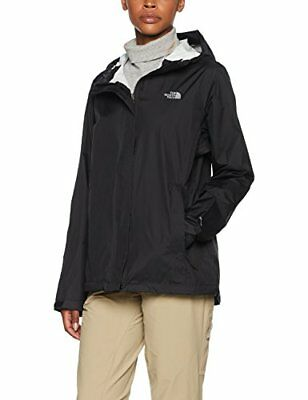 The North Face – Giacca Venture 2, donna, Venture 2, TNF Black, XS (B7x)