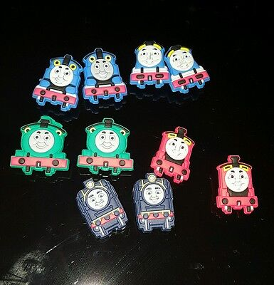 Thomas and Friends CROC CLOG CHARMS