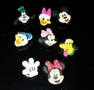 Mickey Mouse Croc Clog Charms