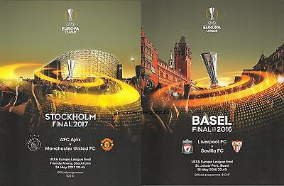 Manchester United v Ajax - UEFA Europa League Final - 24 May 2017 - MINT