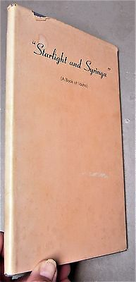 STARLIGHT AND SYRINGA a book of Idaho FIRST EDITION 1959 Western Americana