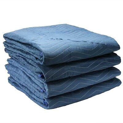 12  Furniture Moving Blankets Heavy Duty Removalist Pads ** DISCOUNTED **