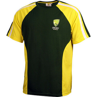 Cricket Australia yorker polo shirt mens size 2XL
