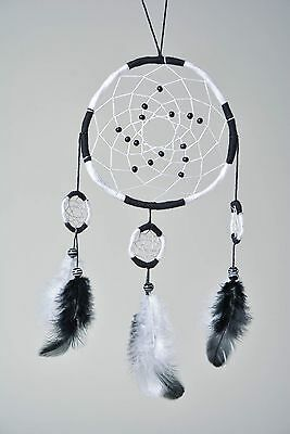 Unusual Designer Home Decor Stylish Lovely Dreamcatcher Black And White Hanging