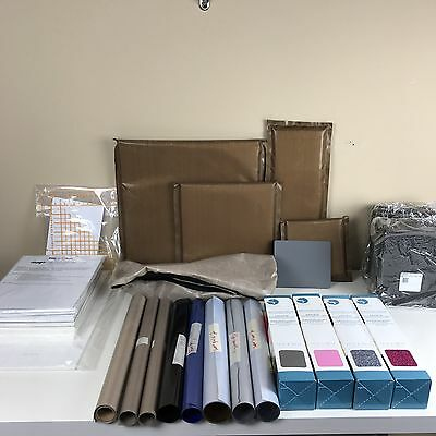 Heat Transfer Paper Vinyl Heat Press Pads and Teflon Sheets - Ready For Business
