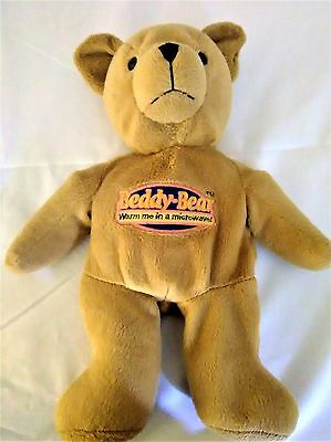 """BEDDY BEAR Teddy """" Warm me up in the microwave """" Brown 13"""" Tall"""