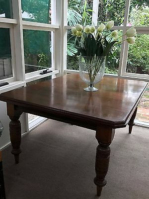 Victorian Antique Extention Dining Table