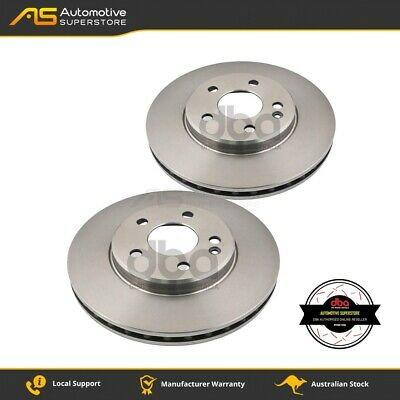 DBA2692 Brake Disc Rotor Pair Street Series Standard / T2 / X GOLD DBA