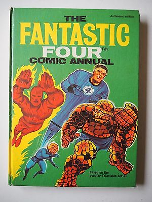 The FANTASTIC FOUR Comic Annual 1969 - MARVEL