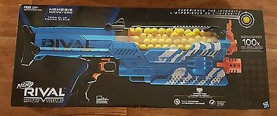 Nerf Rival Nemesis MXVII-10K Blue - Brand NEW - Pre US Release